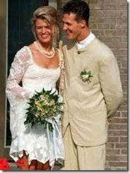 michael Schumacher Corinna Betsch wedding