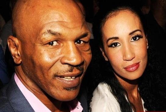 Mickey Gordon is Mike Tyson's Alleged Mistress Harassing his wife