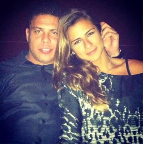 Paula Morais- Ronaldo Nazario de Lima's Girlfriend