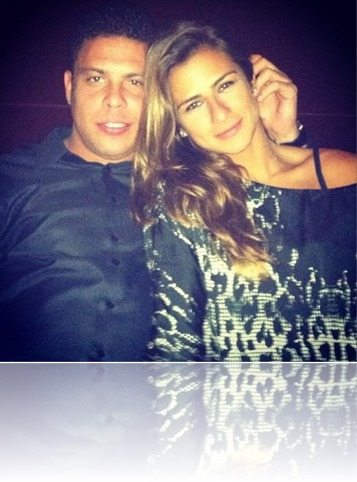 ronaldo girlfriend Paula Morais pic