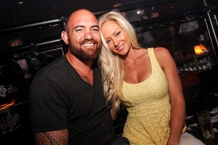 Travis Browne and Jenna Renee