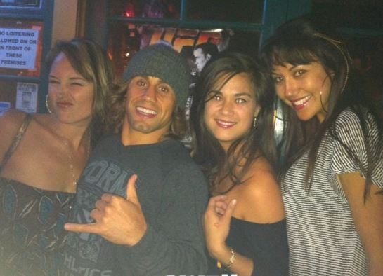 urijah faber girlfriends 5 pic