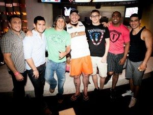 urijah faber with team alpha male pic