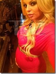Arian Foster baby mama Brittany Norwood photo
