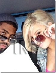 Arian Foster baby mama Brittany Norwood