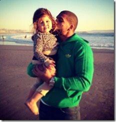 Arian Foster daughter