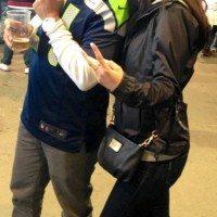 Ashley Lillian Moss Richard Sherman Girlfriend Pics 200x200