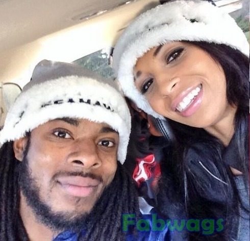 Ashley Lillian Moss-Seattle Seahawks Player Richard Sherman's Girlfriend