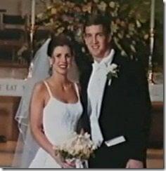 Ashley Thompson Manning Peyton Manning wedding