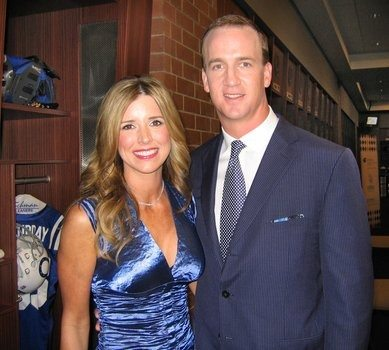 Ashley Thompson Manning Denver Broncos QB Peyton Mannings Wife Bio Wiki