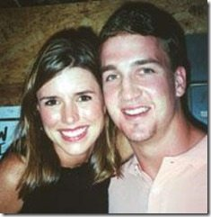 Ashley Thompson Manning Peyton Manning wife pictures