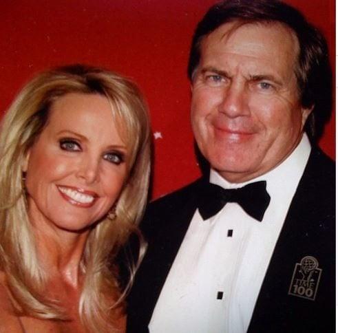 Linda Holliday NFL Bill Belichick's Girlfriend