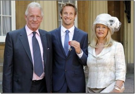 Jenson Button parents