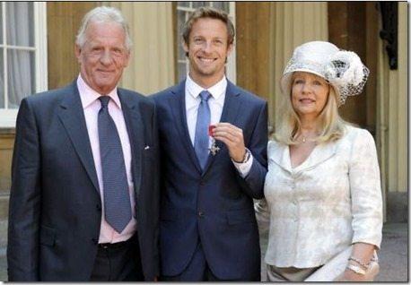 Jenson Button parents