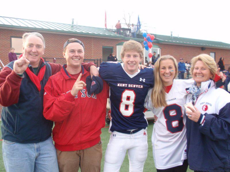 Catherine Ellis- Denver Broncos President Joe Ellis's ...