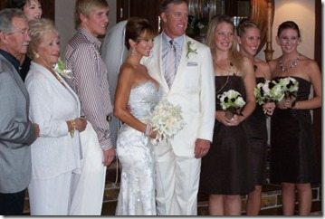 John Elway Paige Green wedding