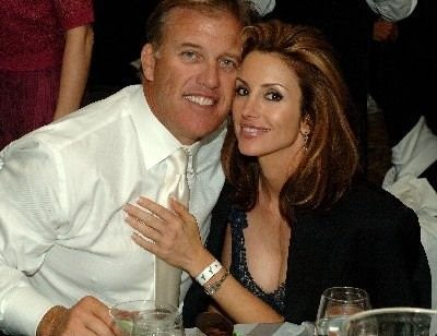 Paige Green- Elway is Denver Broncos VP John Elway's wife