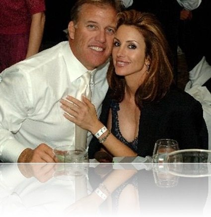 John Elway wife Paige Green