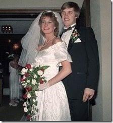 John elway Janet Elway wedding
