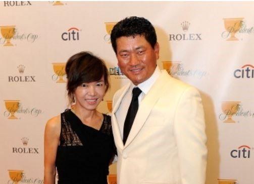Hyunjung Kim/ Kim Choi- Golfer K.J Choi's wife