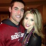 Kate Williams Trevor Knight girlfriend+photos