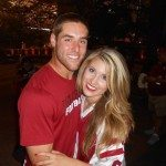 Kate Williams Trevor Knight girlfriend-pic