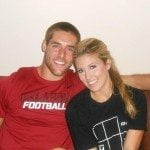 Kate Williams Trevor Knight girlfriend-picture