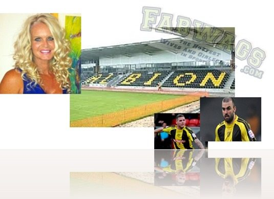 Kerry Miller- Burton Albion FC Worker/ Ryan Austin and Billy Kee's Mistress
