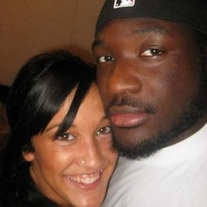Merissa McCullugh New England Patriots LeGarrette Blount's Girlfriend