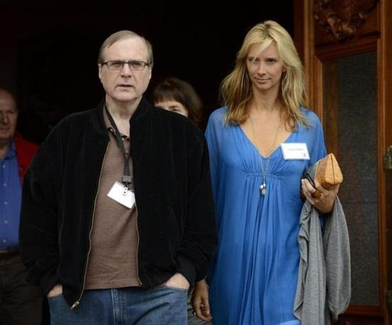 Leigh Collier- Seattle Seahawks owner Paul Allen's Girlfriend