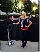 Linda Holliday Bill Belichick girlfriend pic