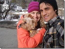 Lindsey Jacobellis boyfriend Jesse Heilman pic