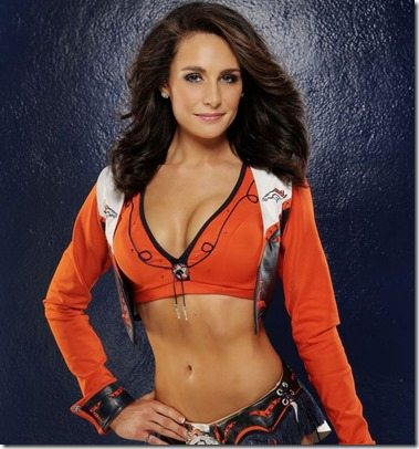 Margaret Denver Broncos Cheerleader