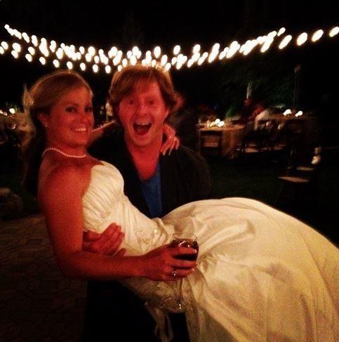 Christen Horner Holland- Snowboarder Nate Holland's Wife