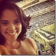 Nina Baham Heisser Earl thomas girlfriend photos