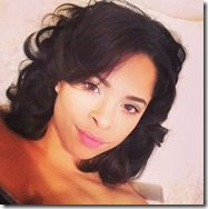 Nina Baham Heisser Earl thomas girlfriend-pic