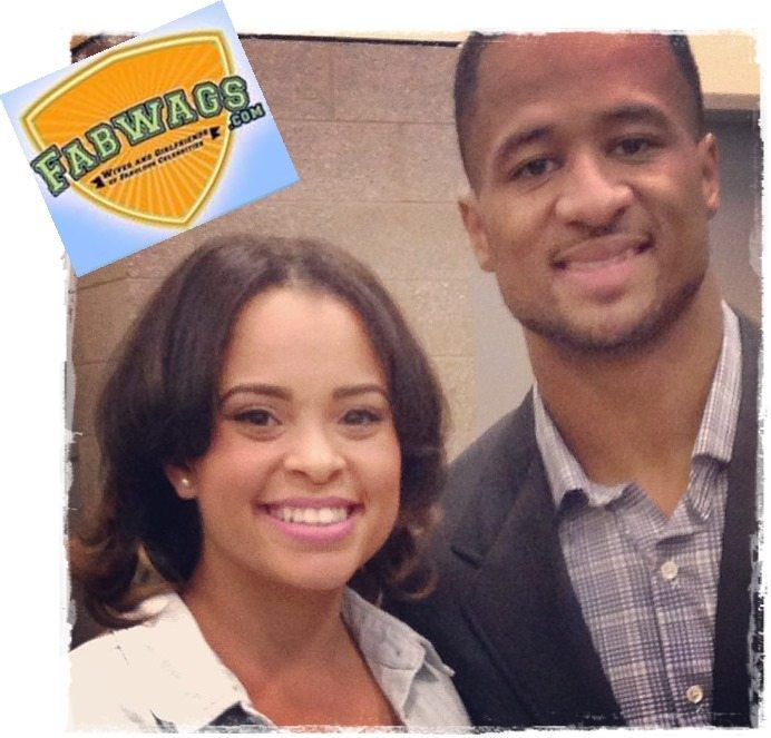 Nina Baham Heisser-Seattle Seahawks  Earl Thomas'Girlfriend