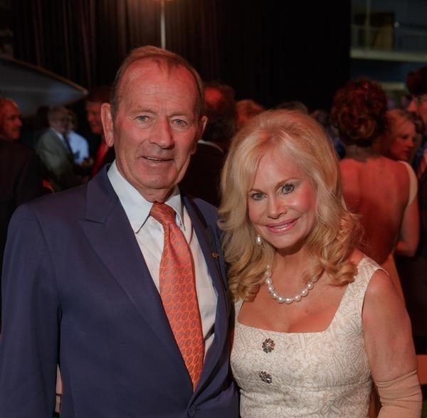 Broncos Owner Pat Bowlen's Wife Annabel Bowlen