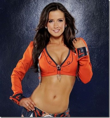 Patricia Denver Broncos Cheerleader