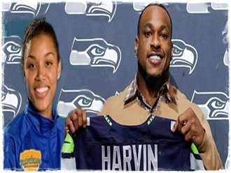 Janine Williams- Seahawks Player Percy Harvin's Girlfriend