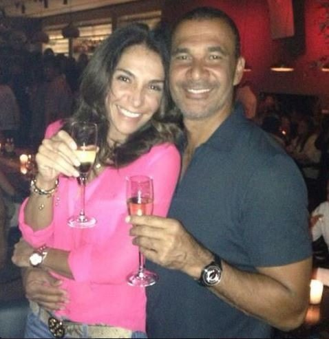 Maggie Jimenez- Former Dutch Soccer Player Ruud Gullit's Girlfriend