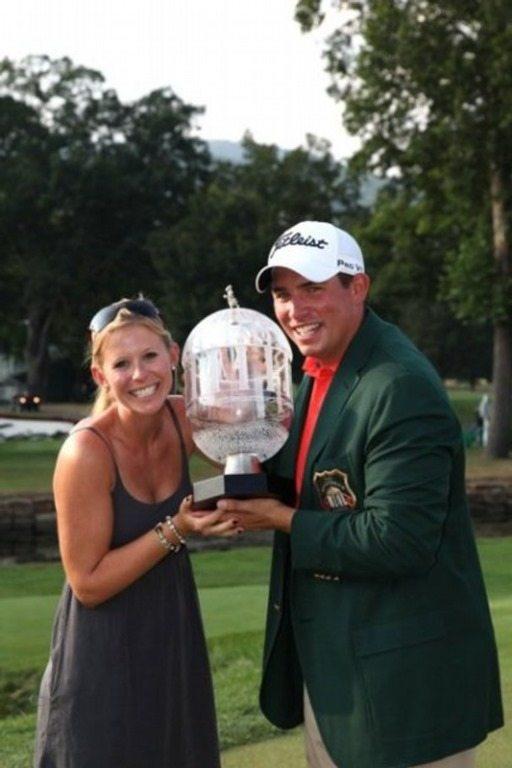 Jennifer Stallings- PGA Golfer Scott Stallings'Wife
