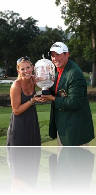 Scott Stallings wife Jennifer Stallings