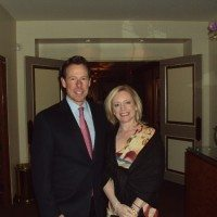 Seahawks Peter McLoughlin Wife Kelly McLoughlin Pic 200x200