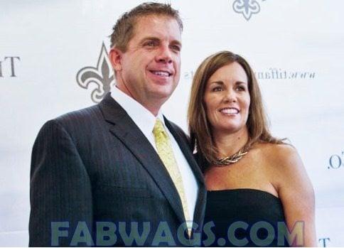 Beth Shuey/ Beth Payton- Saints Coach Sean Payton's ex-wife