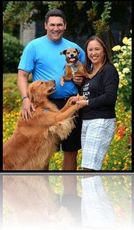 Stephanie Rivera Panthers coach Ron Rivera wife photos