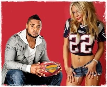 Who is New England Patriots Player Stevan Ridley's Girlfriend?