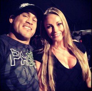 Tito Ortiz girlfriend Amber Miller pics