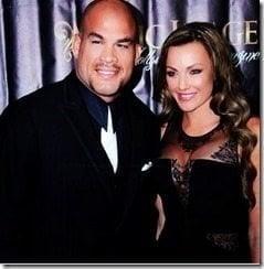 Tito Ortiz girlfriend Amber Nichole Miller phot