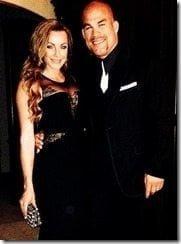 Tito Ortiz girlfriend Amber Nichole Miller picture